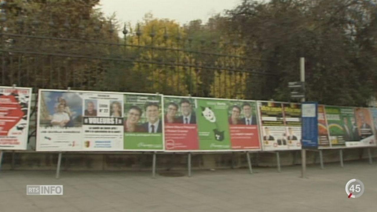 Le financement des campagnes électorales ne cesse d'augmenter [RTS]