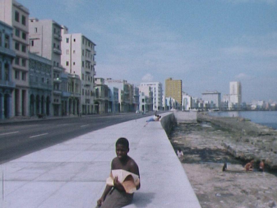 La Havane à Cuba en 1979. [RTS]