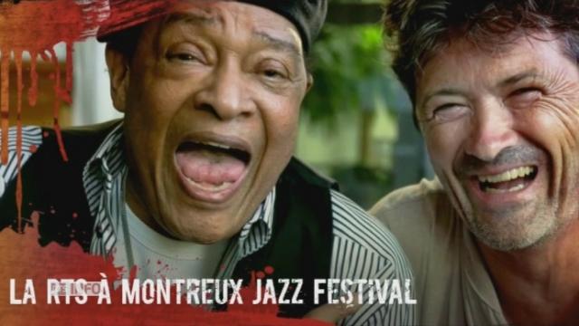 La RTS au Montreux Jazz [RTS]