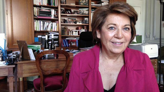 """Corine Lepage était vice-présidente de la commission européenne """"Santé et environnement"""" au moment où l'Union devait rendre sa décision. Elle aurait voulu une loi plus stricte concernant la cigarette électronique. [DR]"""