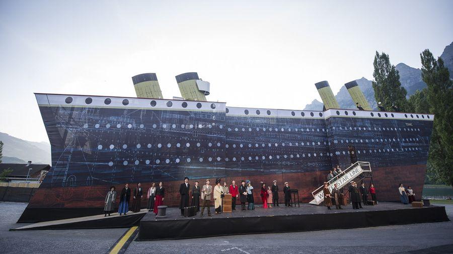 Comédie musicale Titanic en Suisse du 22 juillet au 23 août 6958265