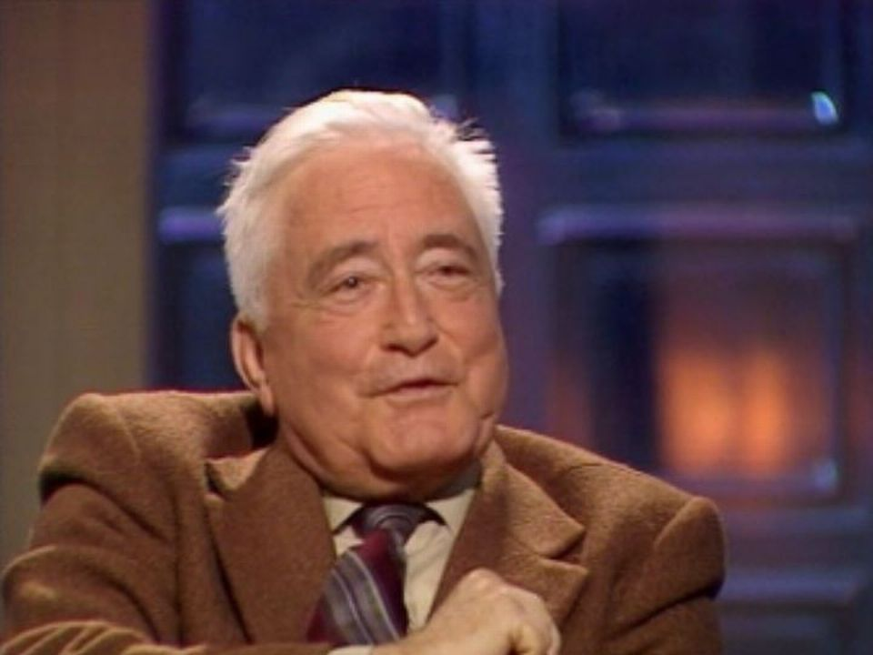 Le radical vaudois Georges-André Chevallaz fut conseiller fédéral de 1974 à 1983. [RTS]