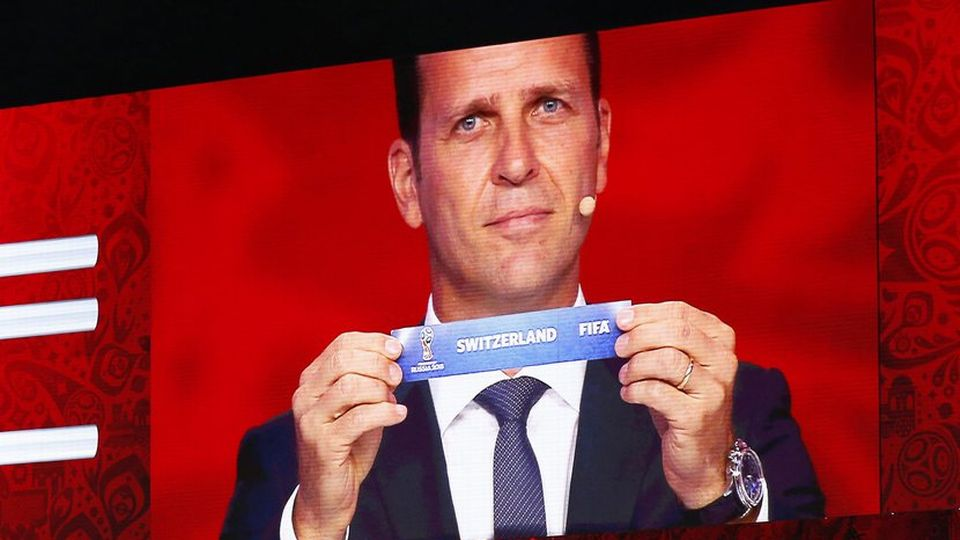 Coupe du monde fifa 2018 la suisse peut tre satisfaite du tirage international - Qualification coupe du monde 2015 ...