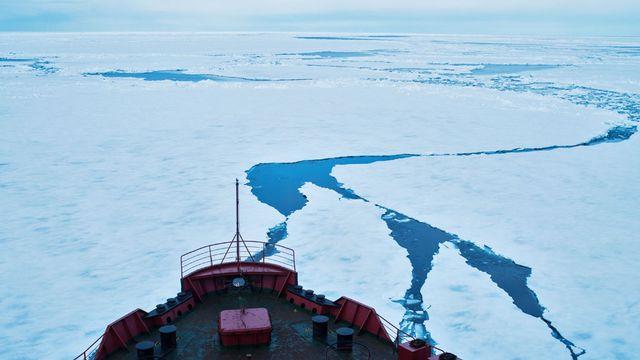 La Russie veut renforcer sa présence militaire dans l'Arctique. [Valeriy Melnikov - RIA Novosti/AFP]