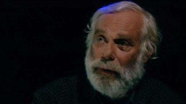 Jean-Luc Bideau, acteur suisse. [RTS]