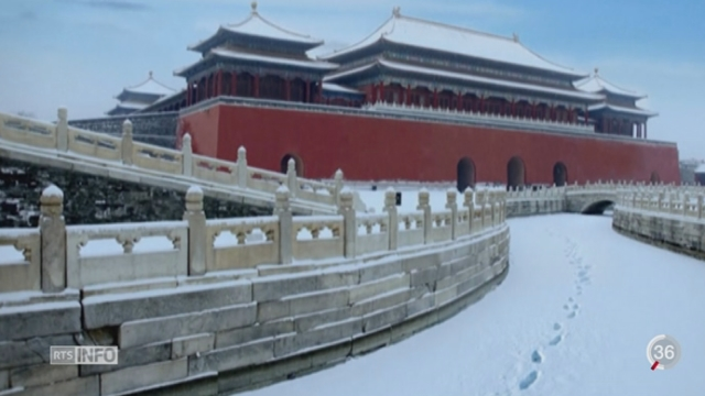 Pékin recevra les Jeux olympiques d'hiver en 2022 [RTS]