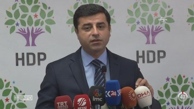 Turquie: un attentat-suicide du PKK a touché un poste de gendarmerie [RTS]