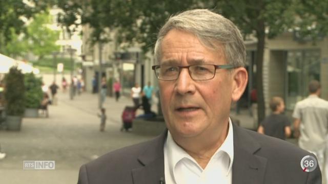 Le PDC aimerait diminuer l'attractivité de la Suisse pour les requérants d'asile [RTS]