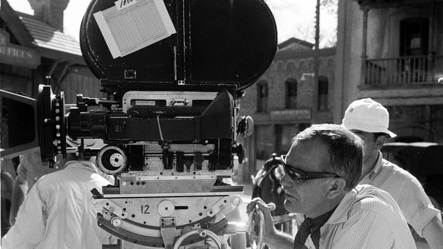 Sam Peckinpah [SCREEN PROD / PHOTONONSTOP]