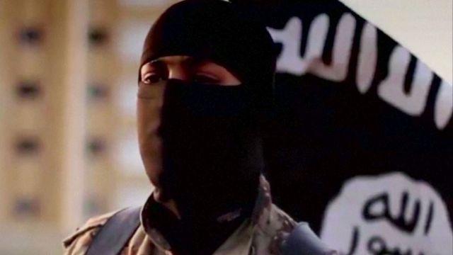 Un combattant du groupe djihadiste du groupe Etat islamique (image d'illustration). [FBI/Reuters]
