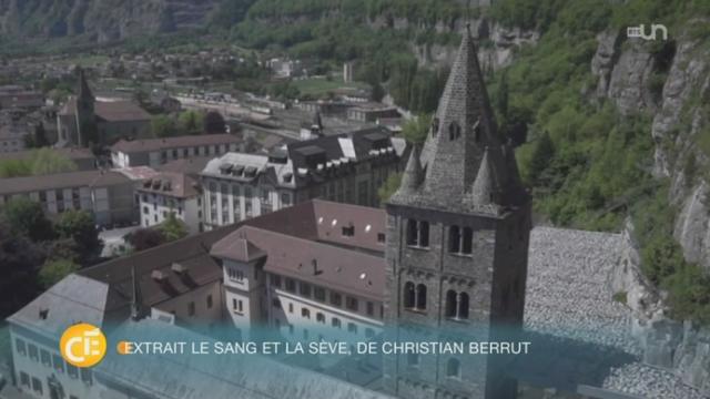 VS: la ville de Saint-Maurice fête les 1500 ans de son abbaye [RTS]