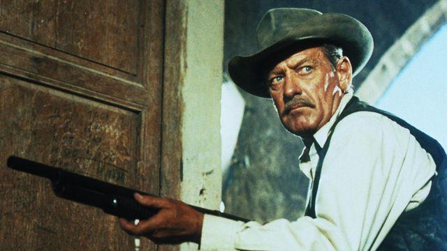 "William Holden, dans ""La Horde sauvage"" de Sam Peckinpah [Kobal/The Picture Desk]"