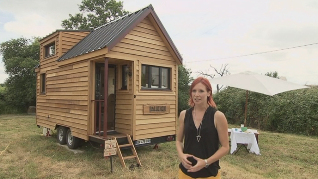Vous prendrez bien la suite la tiny house de laetitia for Tiny house schweiz