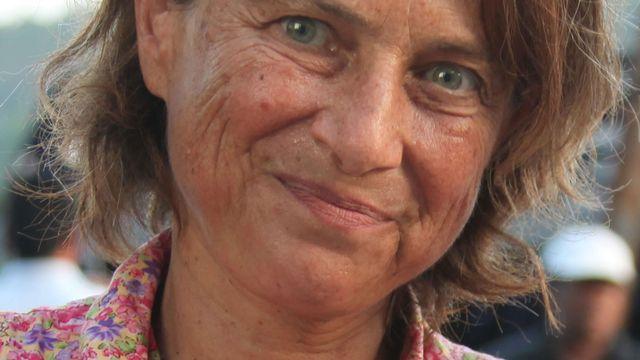 Chantal Akermann, réalisatrice. [pardolive.ch]