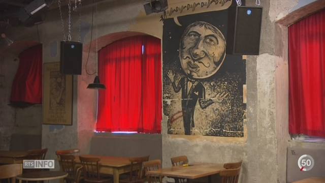 Le Cabaret Voltaire est né il y a 100 ans à Zurich [RTS]