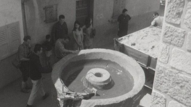 La fontaine d'Isérables [RTS]
