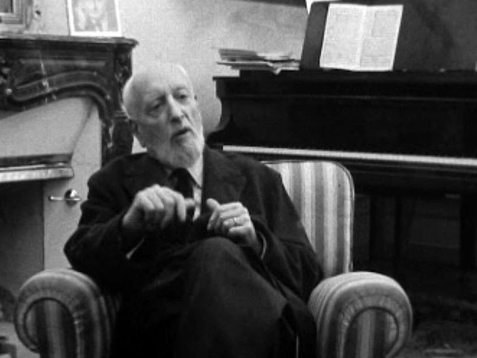 Quel est le rôle d'un chef d'orchestre? Réponse d'Ansermet.