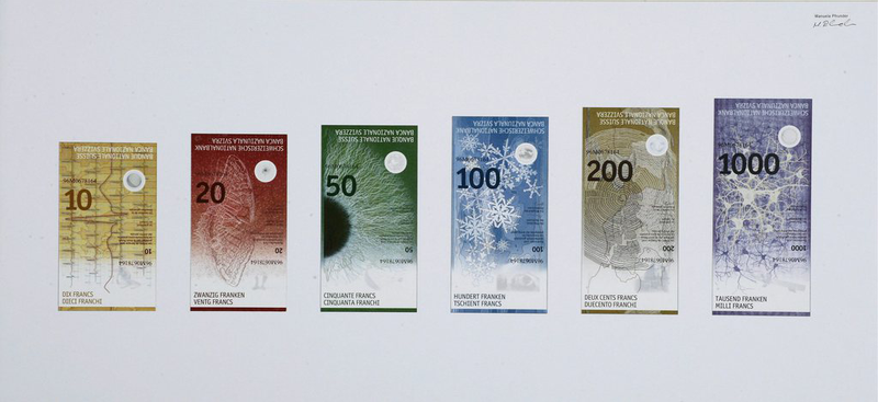 billet de banque suisse signification