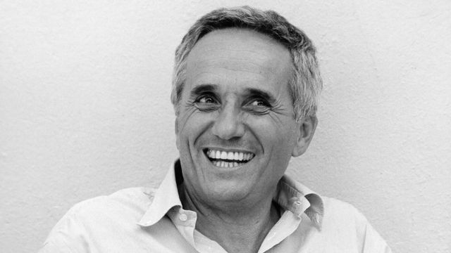 Le réalisateur italien Marco Bellocchio. [Festival du film de Locarno / DR]