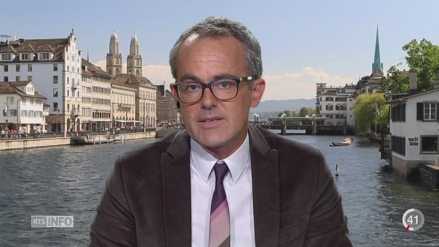 """Suisse: la nourriture """"bio"""" est de plus en plus prisée [RTS]"""