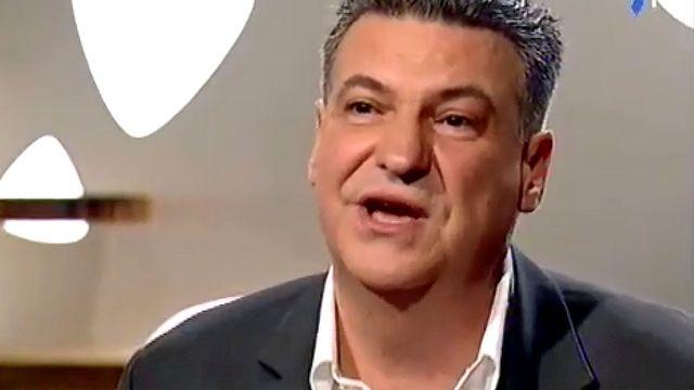 Josef Zisyadis. [RTS]