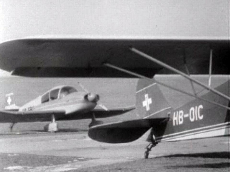 Un nouvel aérodrome? Qu'en pensent les Lausannois?