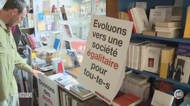 Antispécisme: des militants se battent pour l'arrêt des expérimentations animales [RTS]