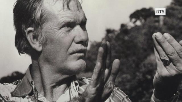 Sam Peckinpah, maître du nouveau western. [DR]