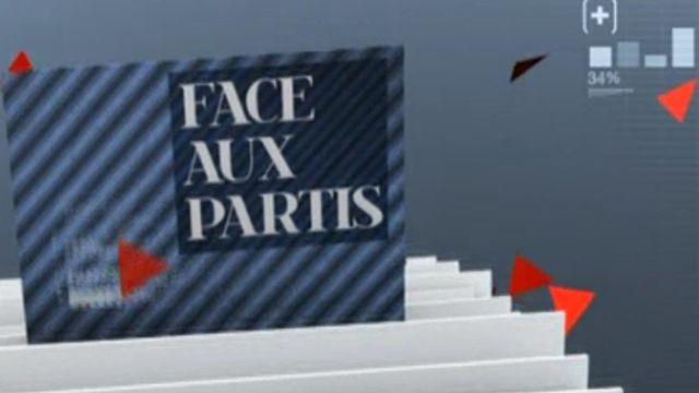 Vignette face aux partis [RTS]