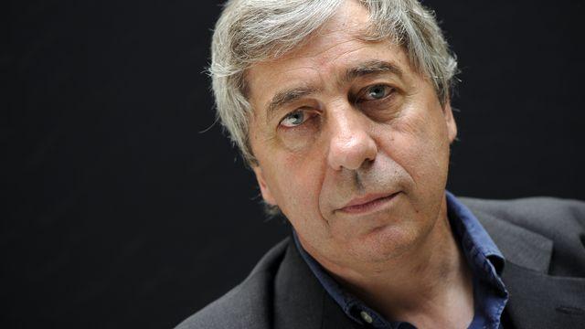 L'écrivain français Sorj Chalandon. [Bertrand Guay - AFP]