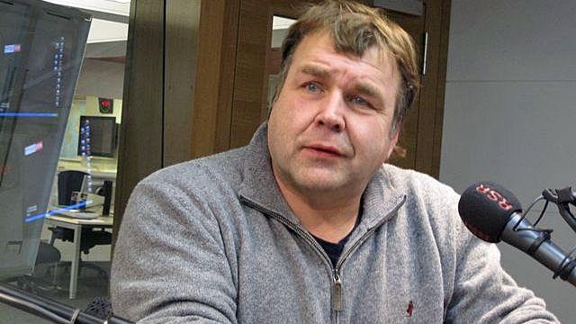 Francis Charmillot, directeur de l'Association jurassienne d'accueil des migrants (AJAM). [RTS]