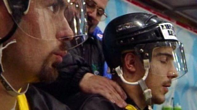 Denis Vipret met ses dons de magnétiseur au service du hockey.