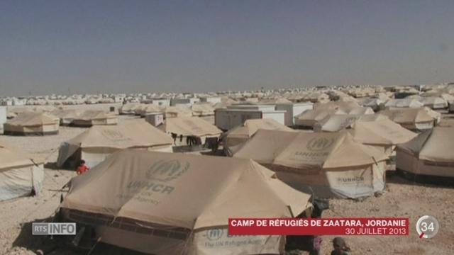 Crise des migrants: la Suisse ne ferait pas partie des destinations principales pour les réfugiés syriens [RTS]