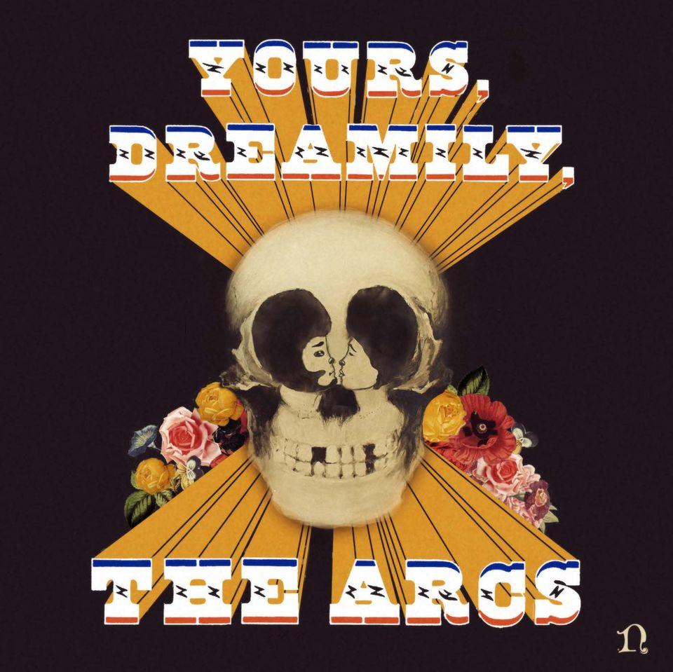 "La cover de ""Yours, Dreamily"" de The Arcs. [Nonesuch Records Inc.]"