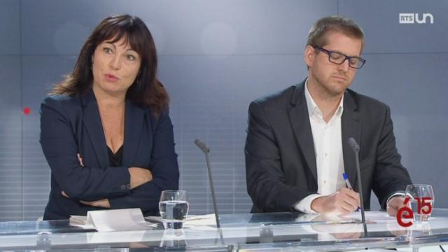 Face aux partis: le Parti Socialiste [RTS]