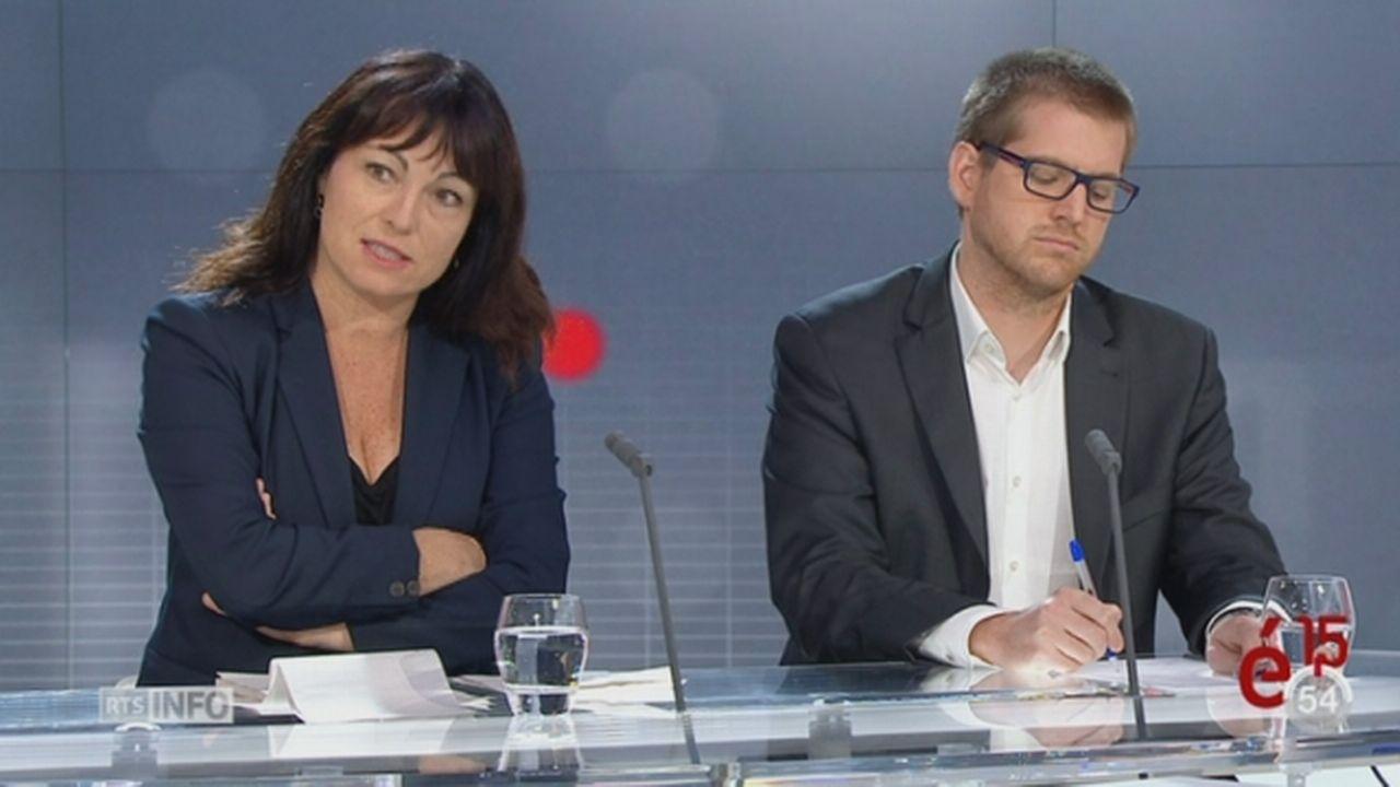À dire vrai: selon le PS, la population a davantage suivi les mots d'ordre de parti socialiste que de l'UDC et le pouvoir d'achat des Suisses a diminué [RTS]