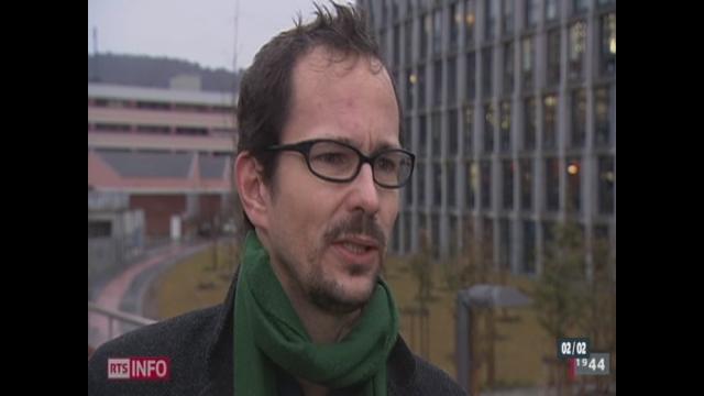 Un nouveau centre national pour 400 à 500 requérants d'asile à Zurich [RTS]