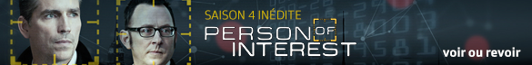 Person of Interest (saison 4) voir ou revoir. [RTS]