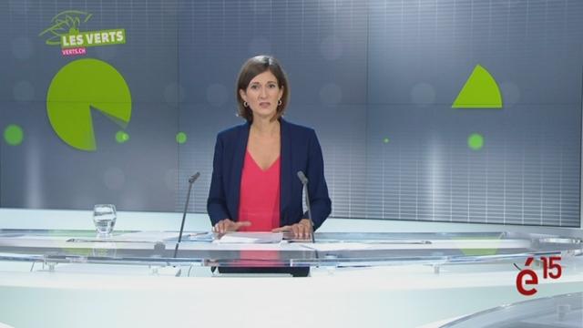Les Verts: fiche signalétique [RTS]