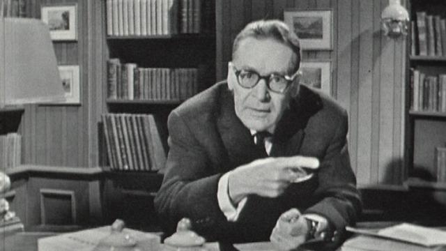 L'affaire Bazaine racontée par Henri Guillemin en 1962. [RTS]