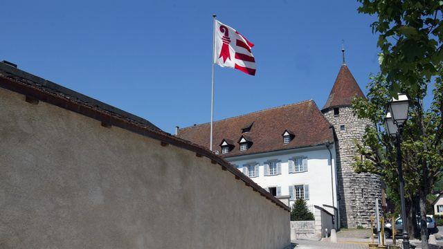 Le Parlement jurassien a opté pour le statut quo à Delémont. [Keystone]