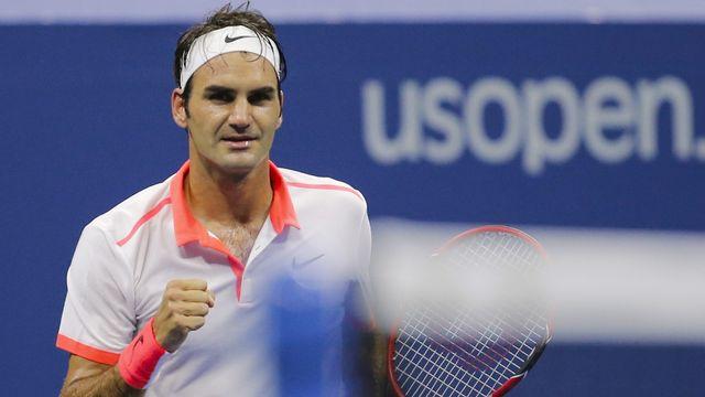 Federer se réjouit d'affronter Stan à ce stade de la compétition. [Reuters]