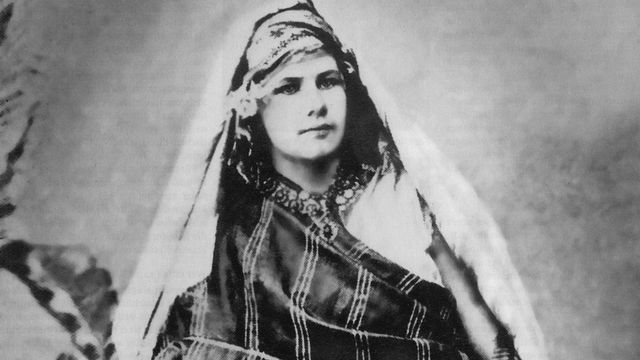 Isabelle Eberhardt [Wikipedia]
