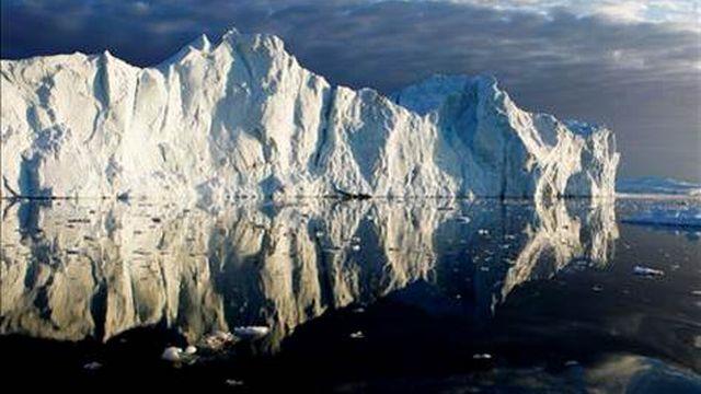 L'océan Antarctique.