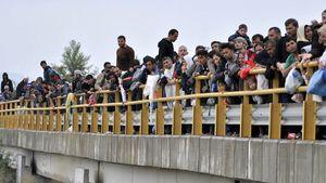 La Macédoine envisage aussi de construire une clôture.
