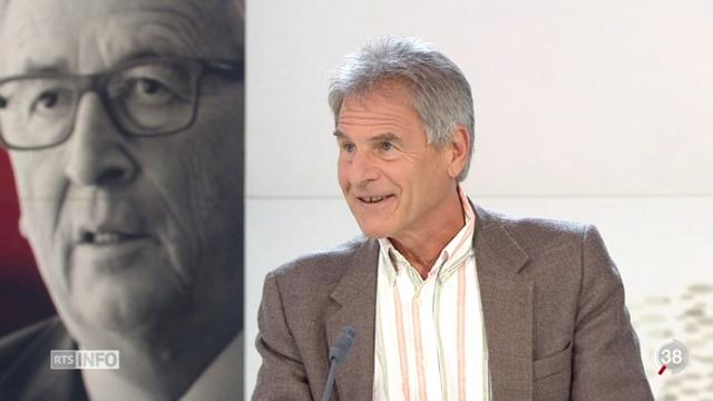 Grèce - Référendum: les explications de Charles Wyplosz, Professeur d'économie IHEID [RTS]