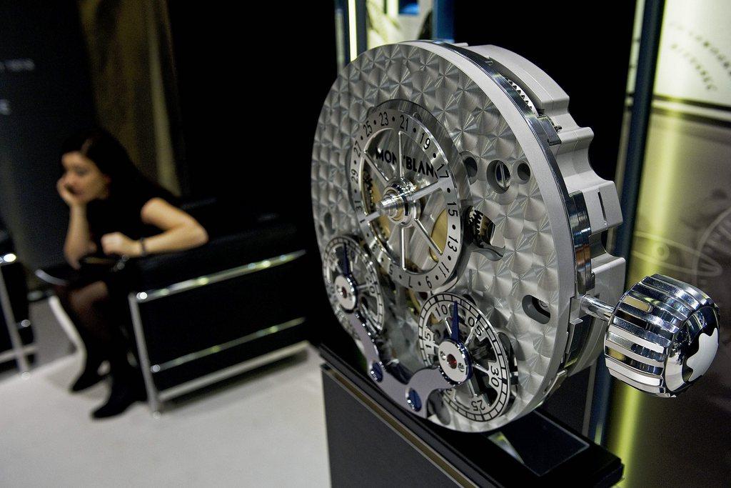 Les cadres de l 39 industrie horlog re suisse pessimistes - Salon de l horlogerie ...