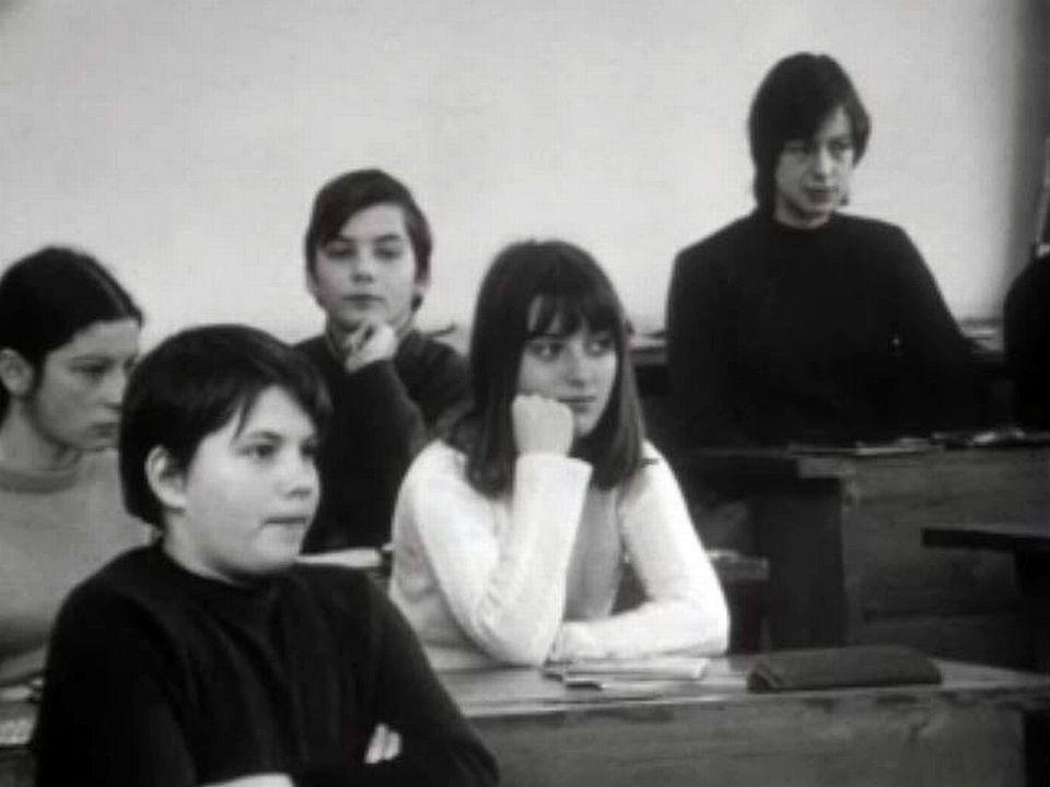 Comment vit-on ce passage de l'adolescence au début des années 70?