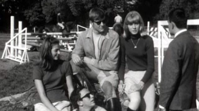 L'équitation en 1967 se veut un sport populaire ouvert à tous.