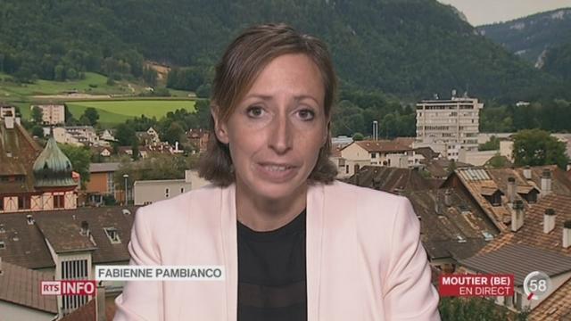Elections fédérales: Fabienne Pambianco revient sur le rôle du PBD durant l'élection [RTS]